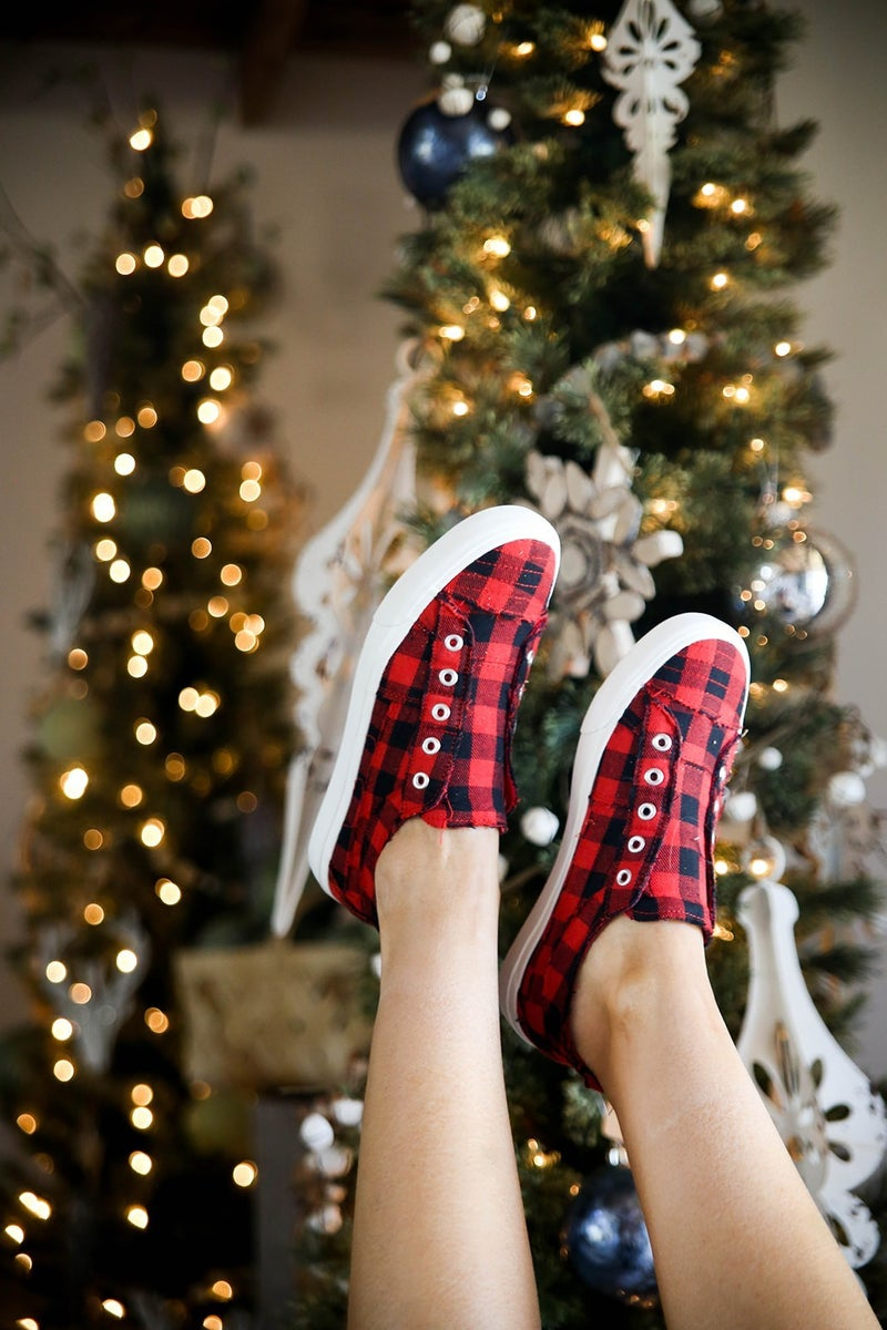 Love for the Holidays Sneakers
