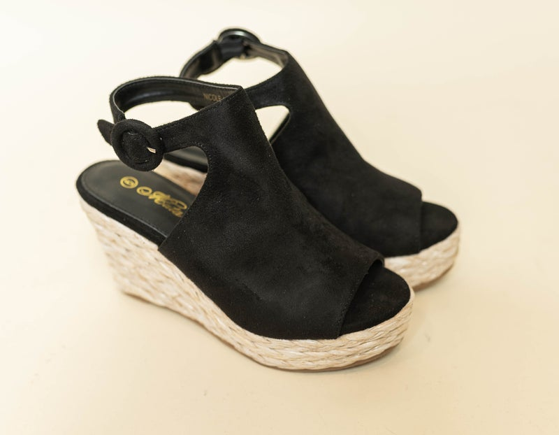 The Laura Wedges