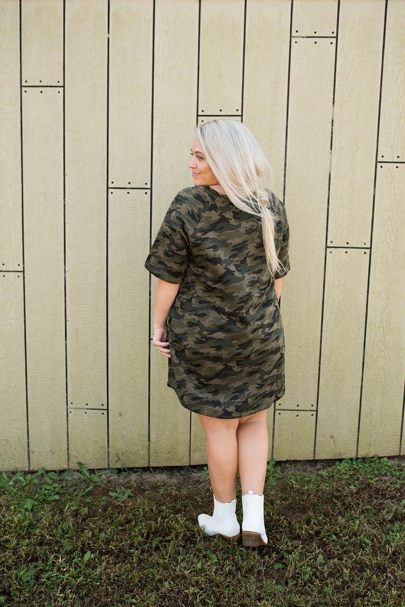 Camo Forever Dress