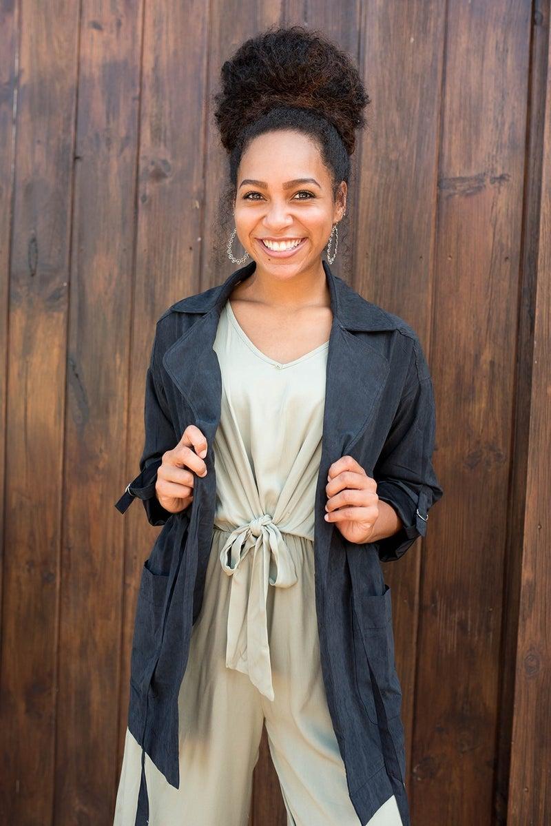 Jenna in Aspen Jacket
