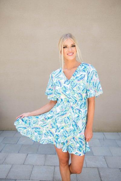 Meet Me In Maui Dress