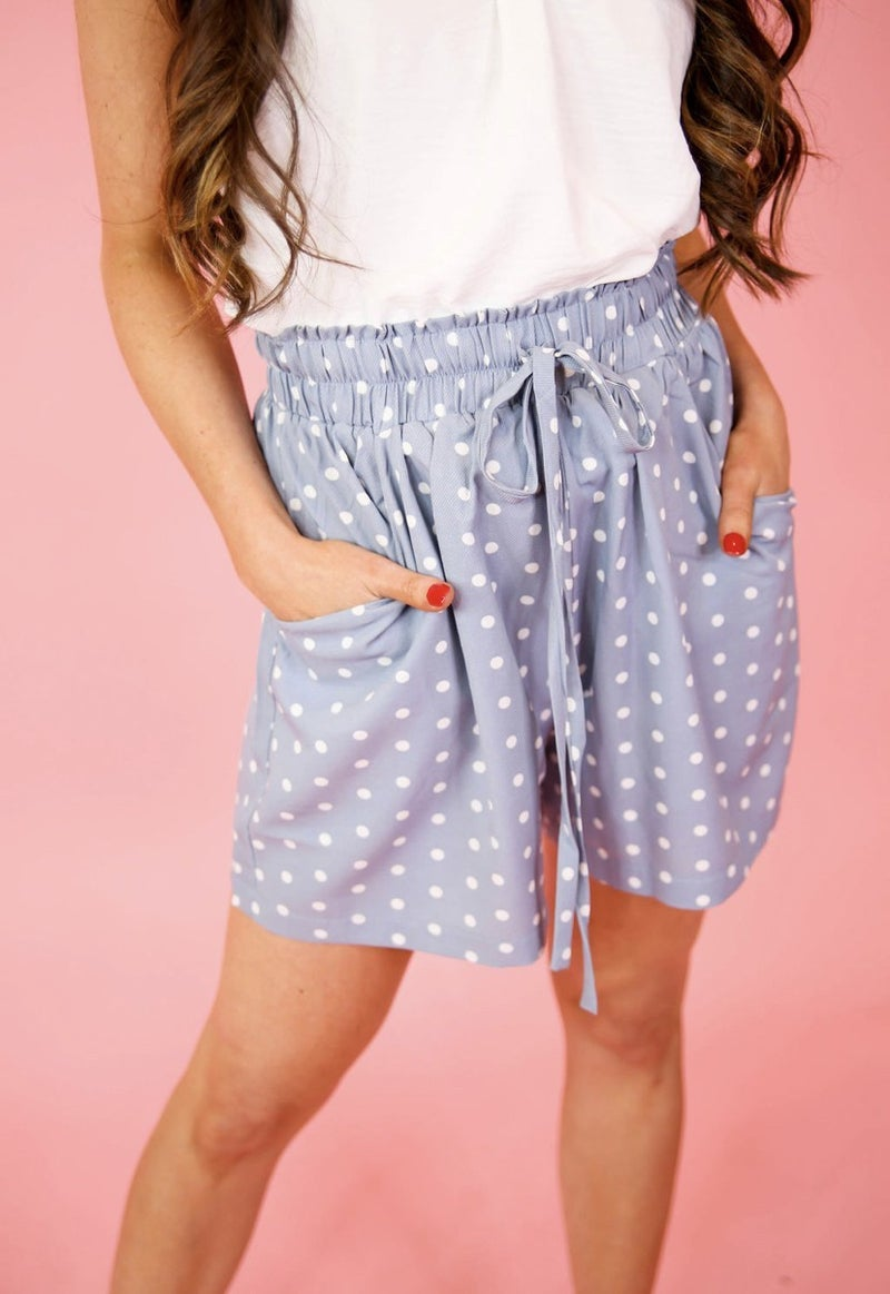 Polka Dotted Cutie Shorts