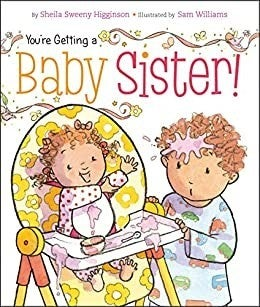 You're Getting a Baby Book
