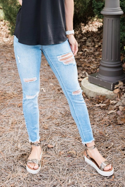 The Evie Jeans