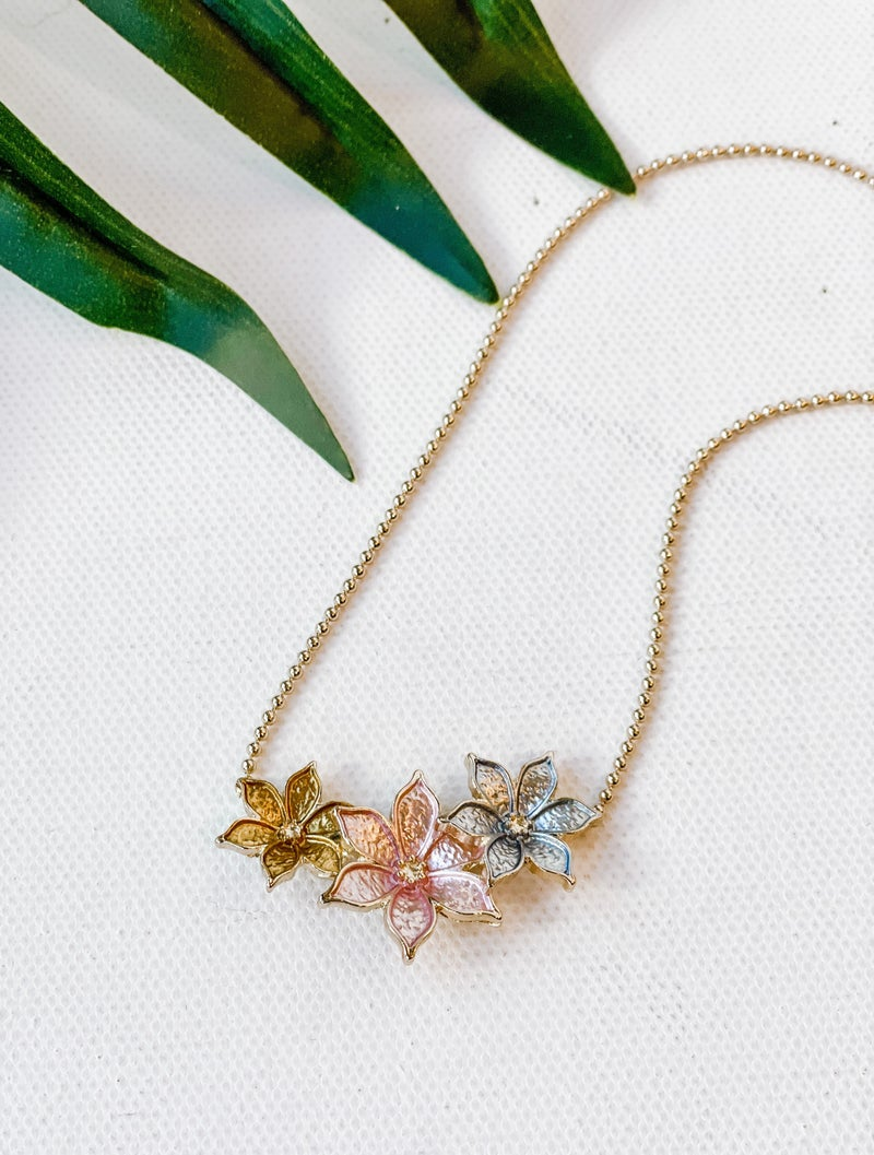 Sweet Florals Necklace