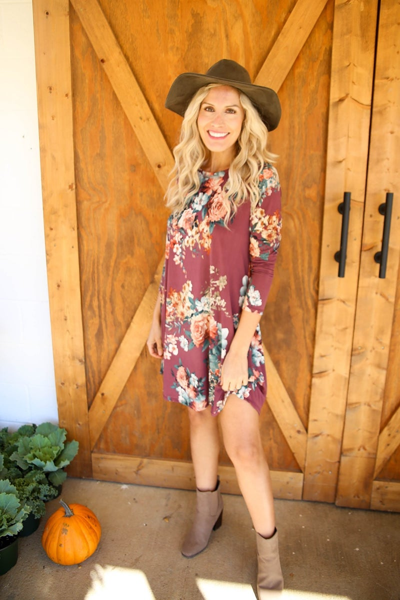Florally Yours Dress