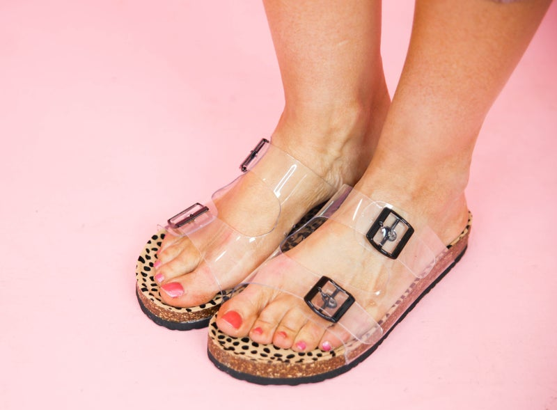 Cheetah Is The New Black Sandals