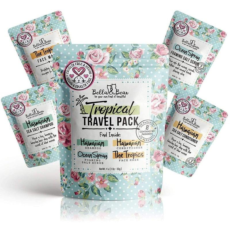 Tiny Tina Travel Pack Toiletries