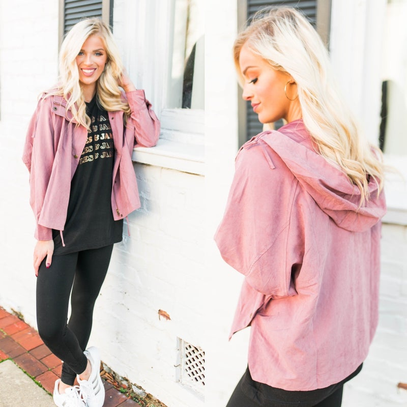 Chic Vibes Jacket
