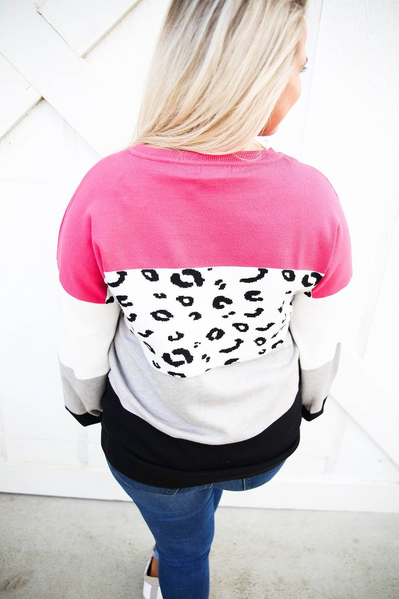 Cheetah Crush Sweater