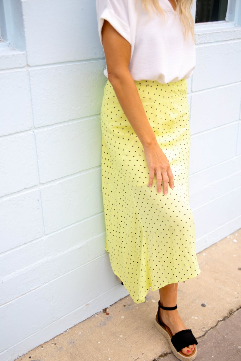 A Moment In Time Skirt