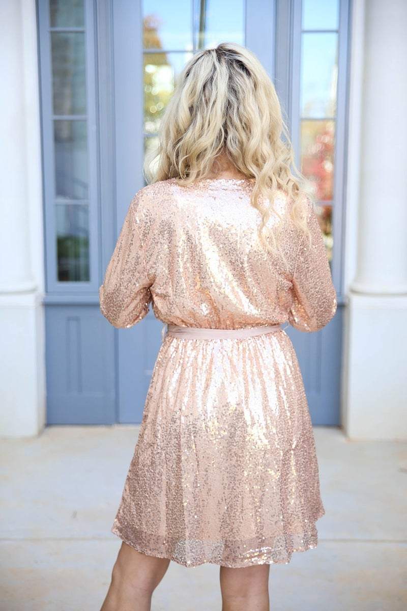 Light Up the City Dress