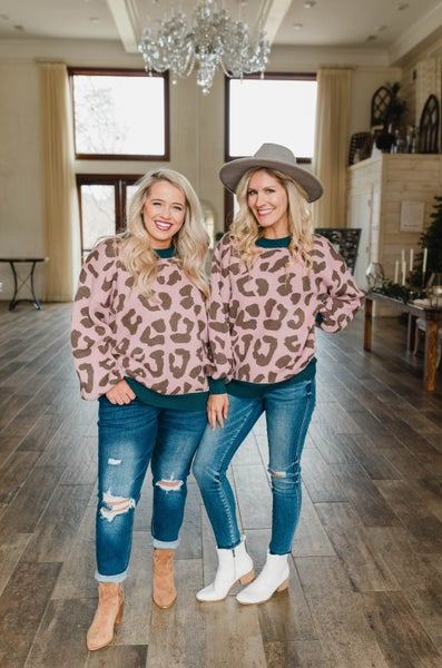 The Wild Side of Things Sweater 2021