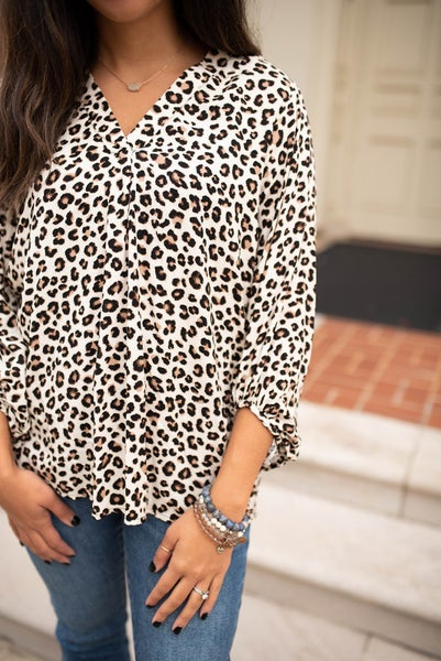 Cheetah Love Top