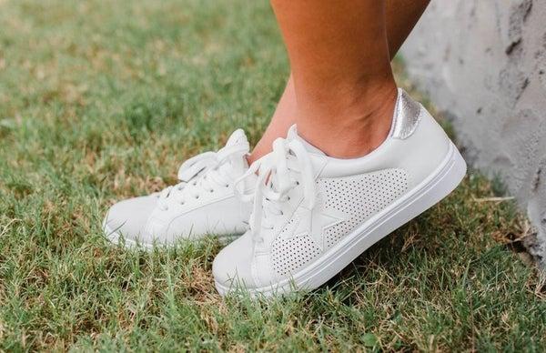Retro Love Sneakers - Kids Sizes!