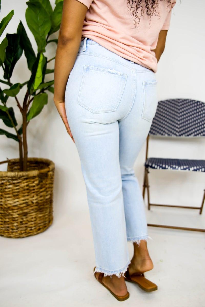 Marley's Favorite Mom Jeans