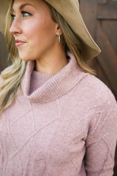 The Sarah Jane Sweater