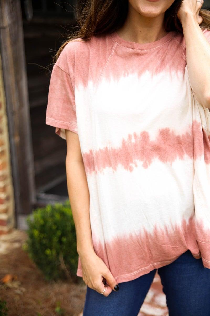 Dipped in Tie Dye Easel Top