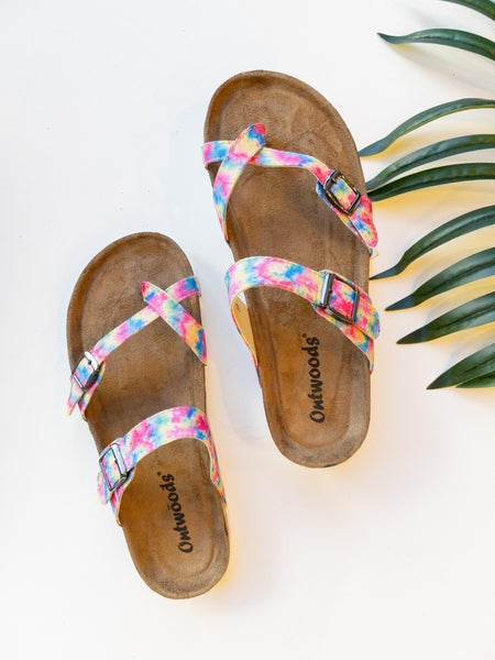 Color My World Sandals