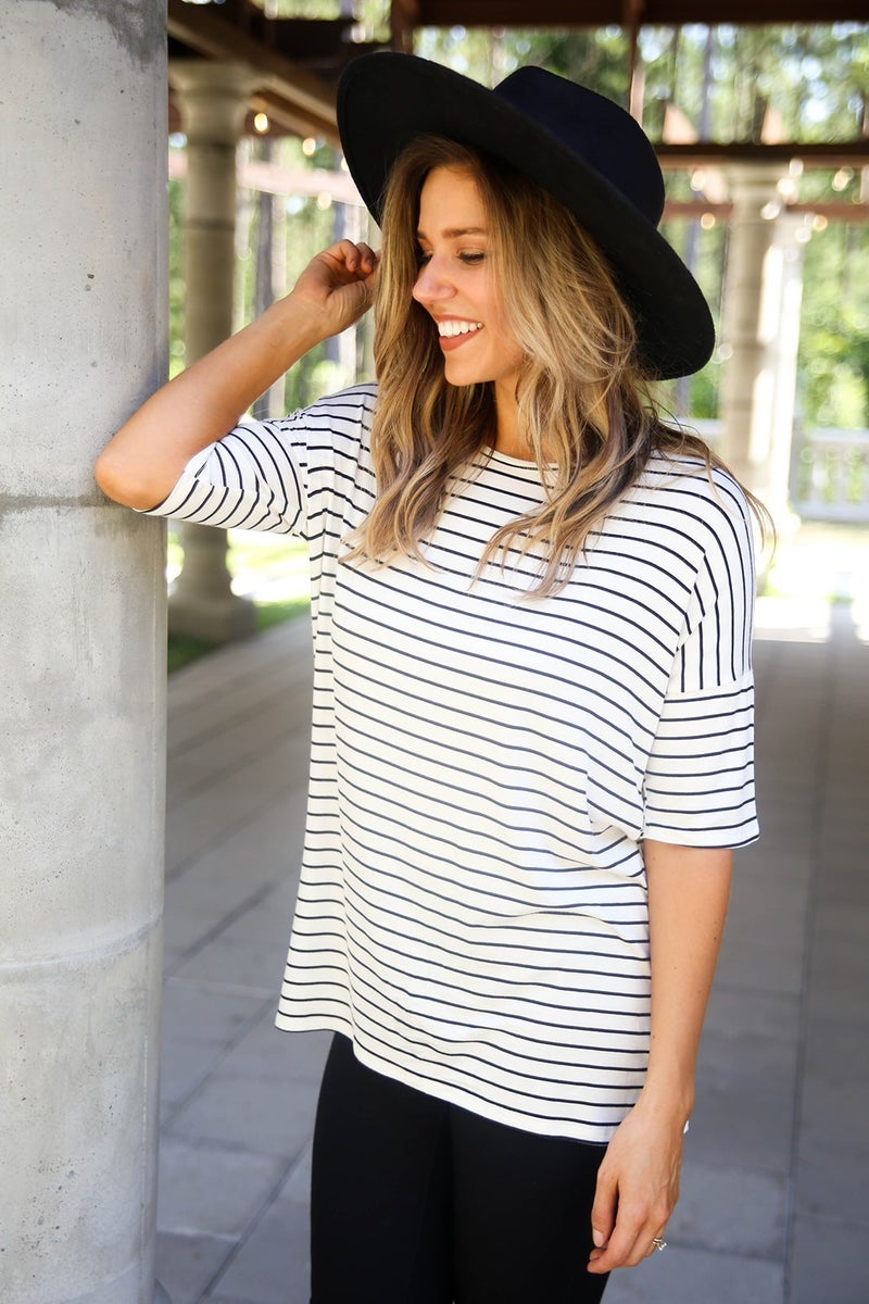 Subtle in Stripes