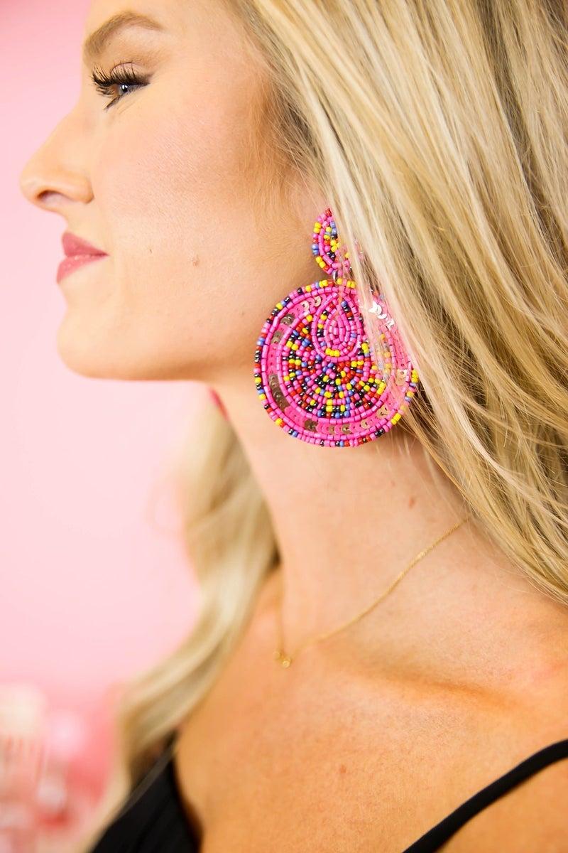Happy Hearts Earrings