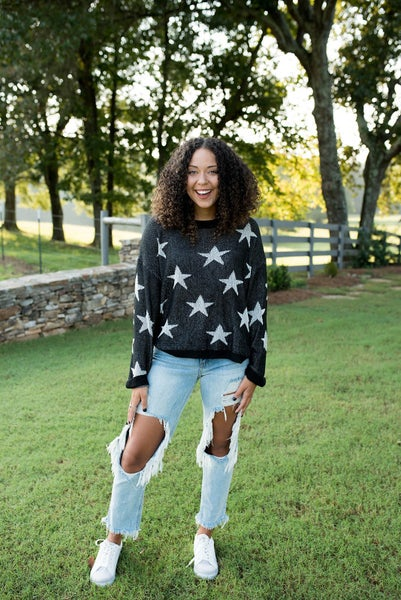 Catch a Falling Star POL Sweater
