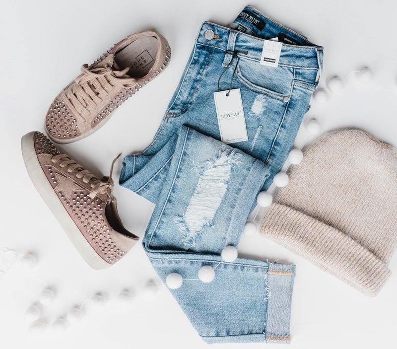 Stars & Studs Sneakers