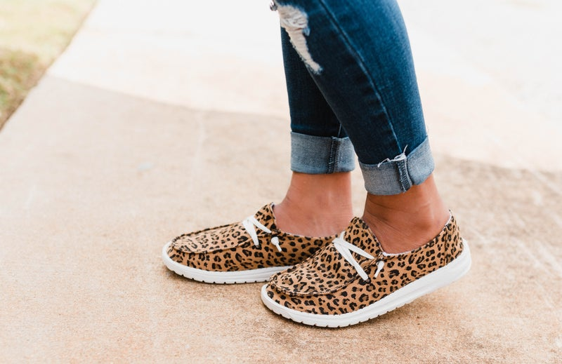 Must Have Cheetah Shoes
