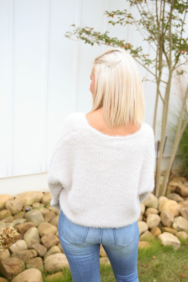 Snow in Love Cardigan