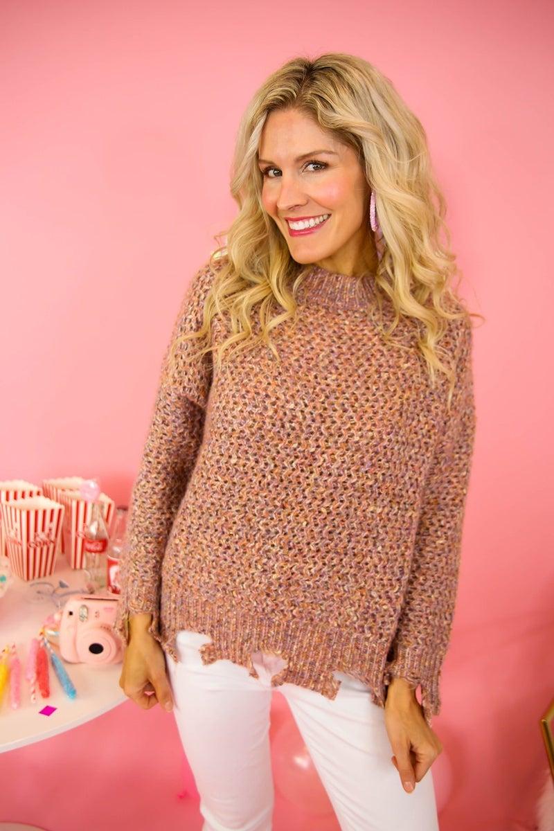 The Danielle Sweater