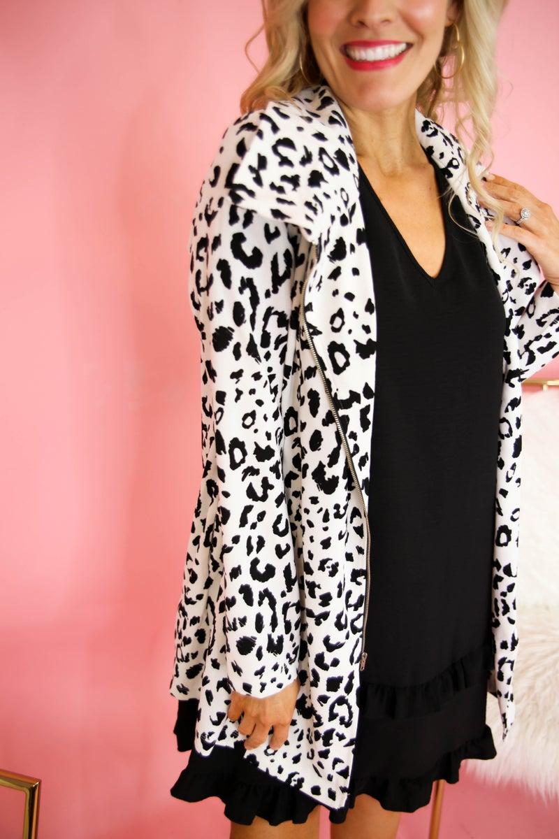 Cheetah All Over Jacket