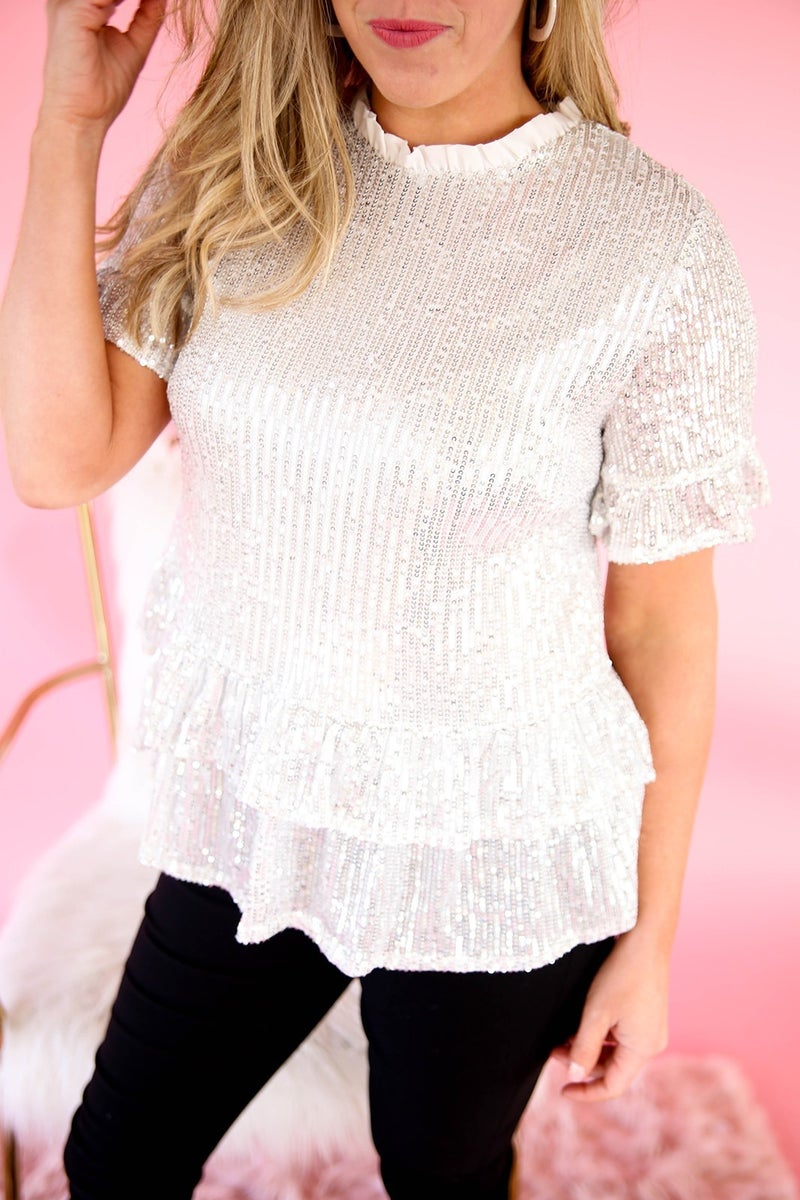 All That Sparkles Top