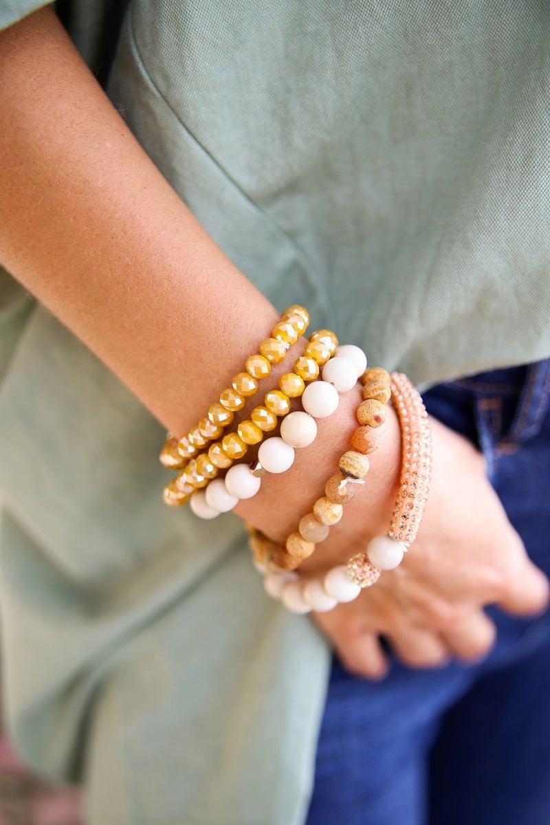 Bohemian Bracelet Stack *Final Sale*