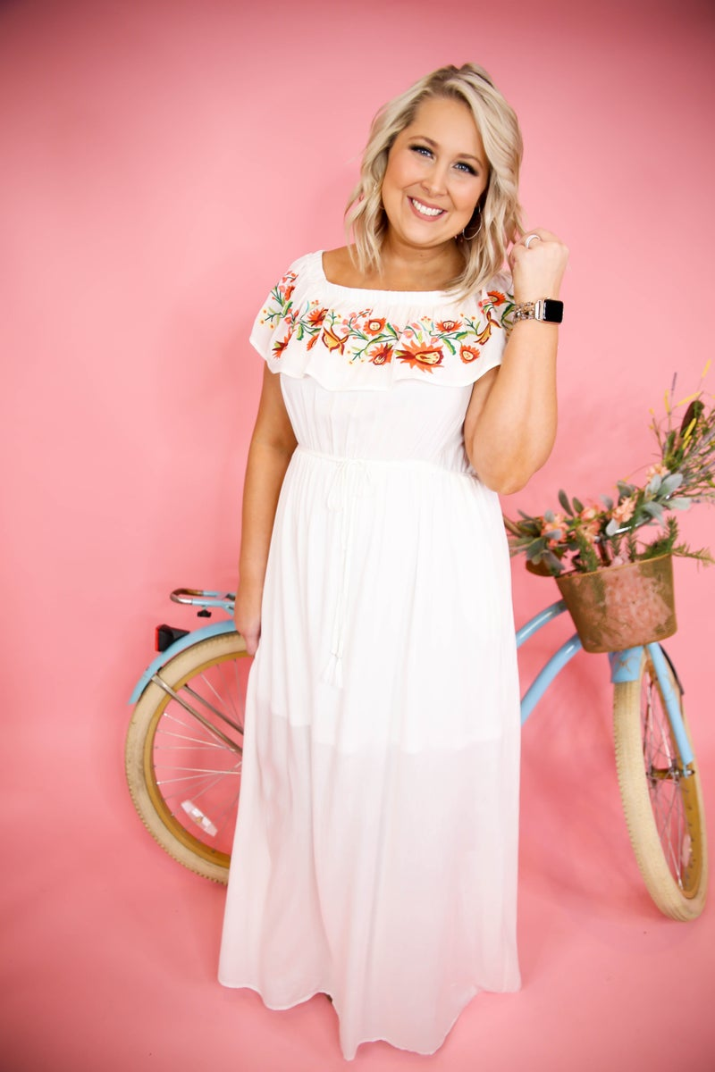 Fabulous in Florals Maxi