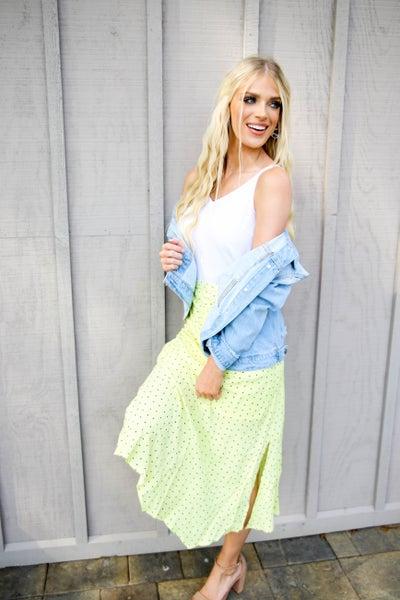 Sunshine + Smiles Skirt