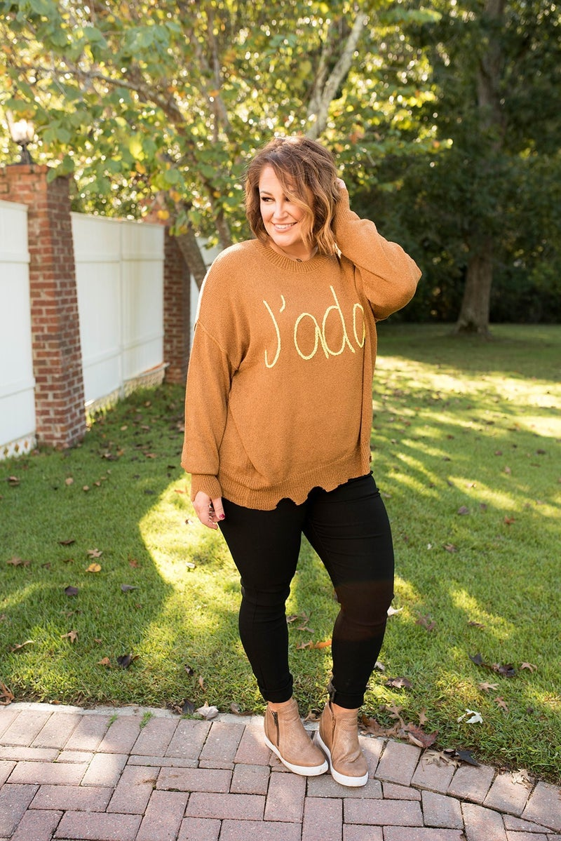 J'adore Plus Only Sweater