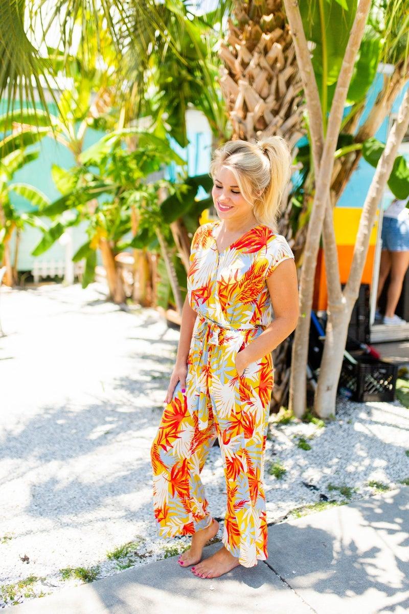 Bahama Mama Jumpsuit *Final Sale*