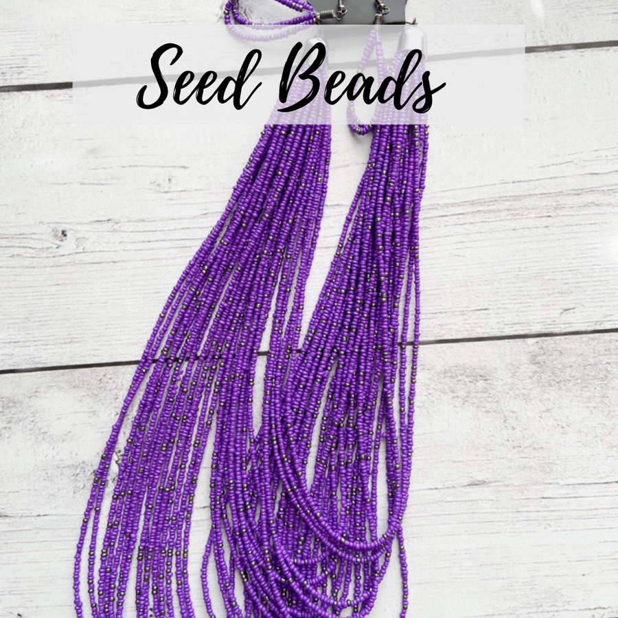 Seed Bead Collection