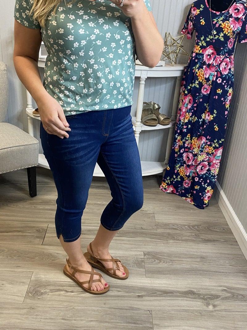 JV Capri Jeans
