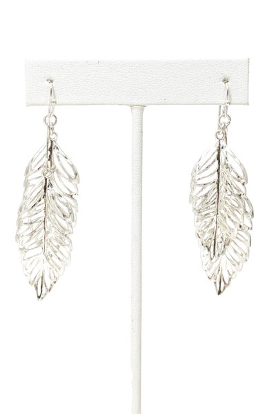 Adaline Leaf Earrings