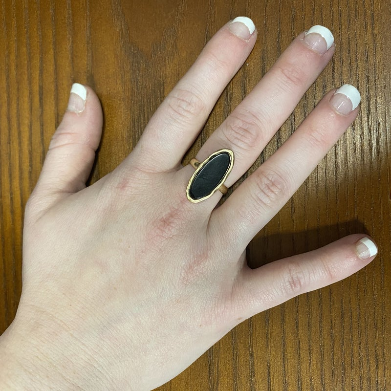 Tami Oval Stone Ring