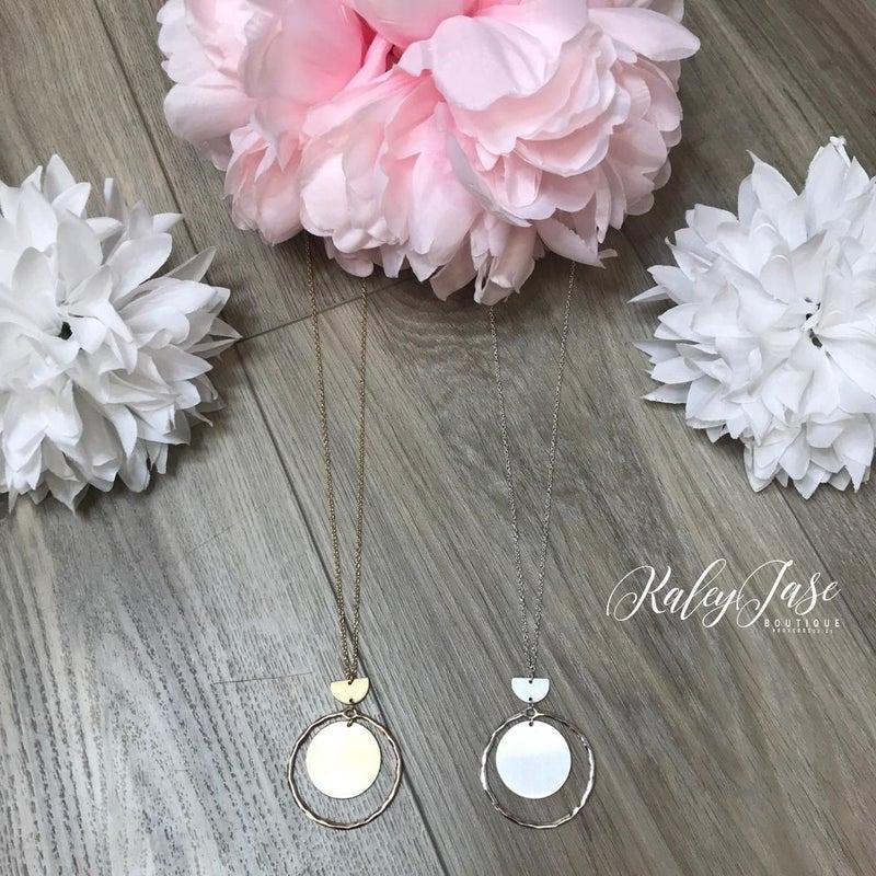Unique Pendant Necklace #6