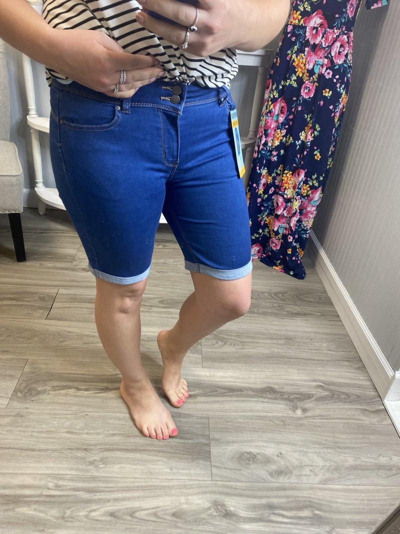 WX Denim Burmuda Shorts