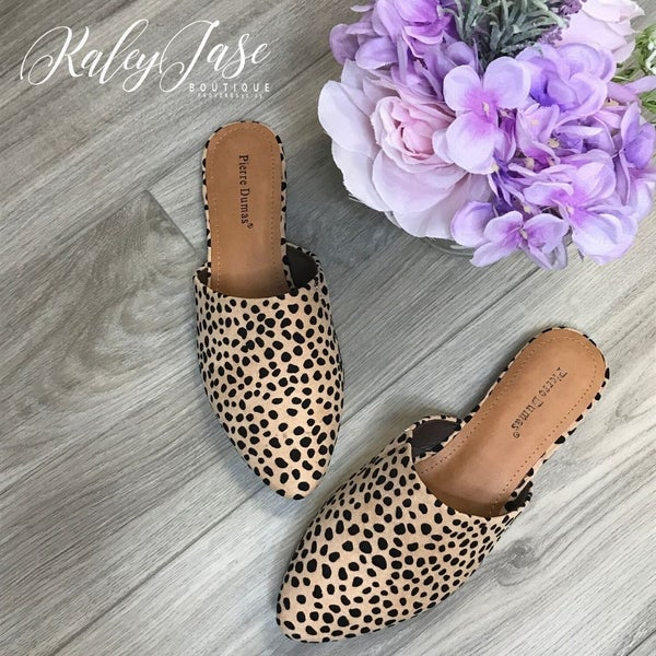 Cheetah Mules