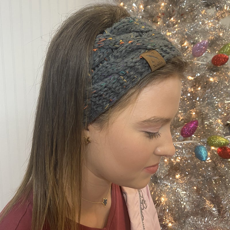 Confetti Headband