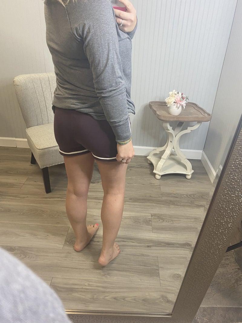 Soft Athletic Shorts