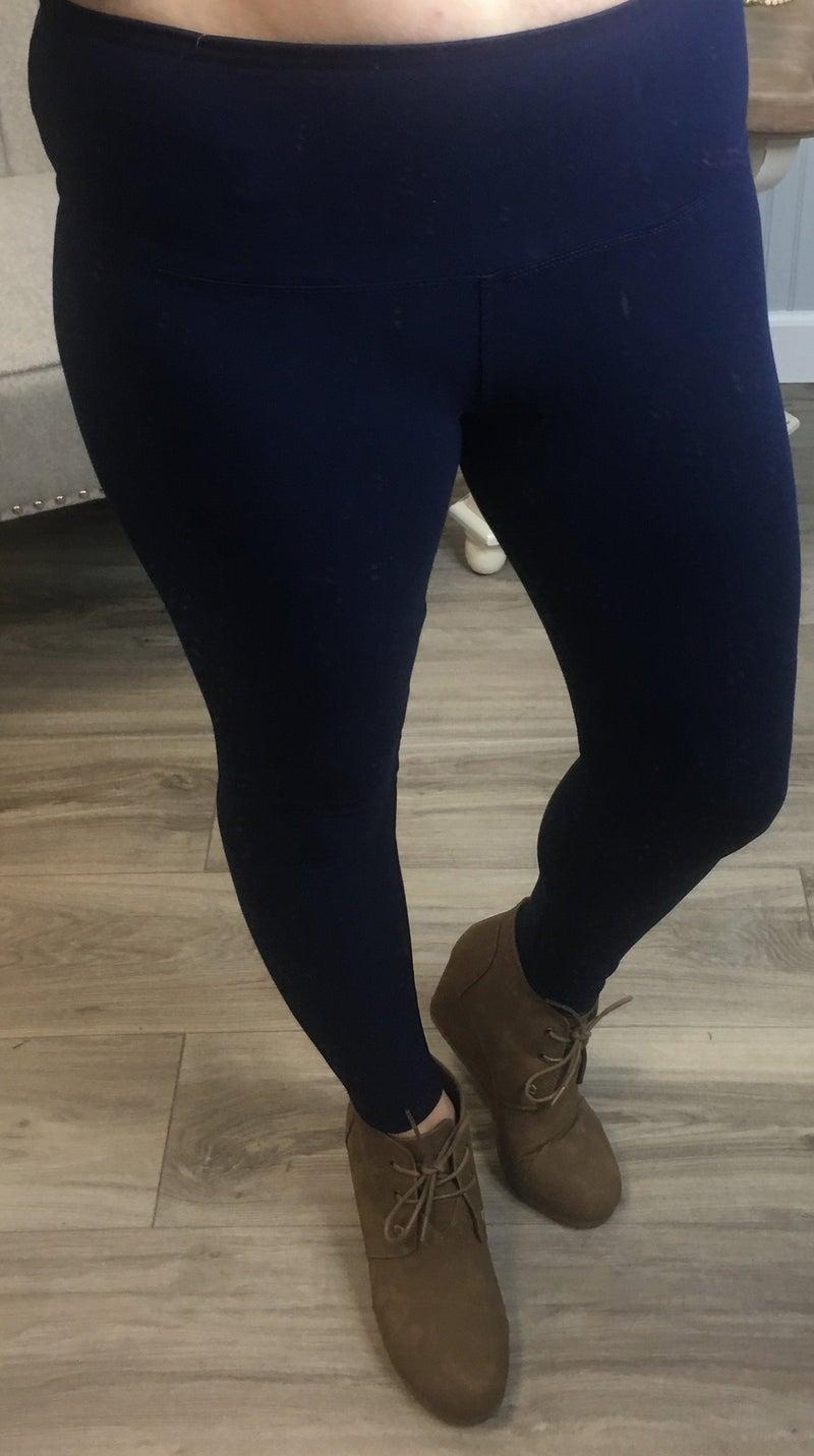 Yoga Waistband Super Soft Leggings