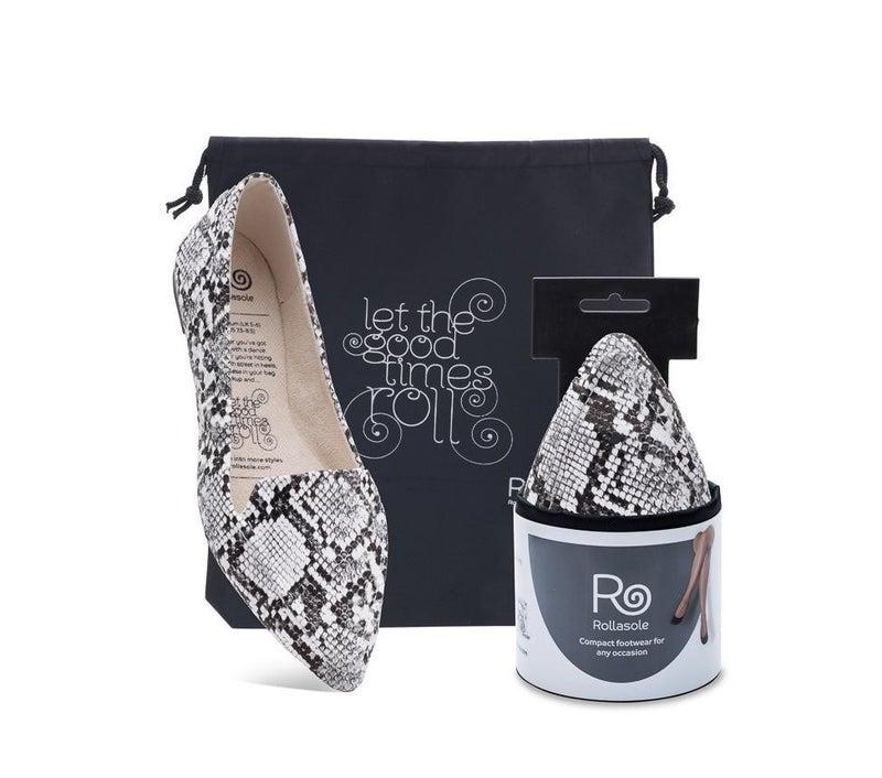 Snow Diamond Rollasole Shoe