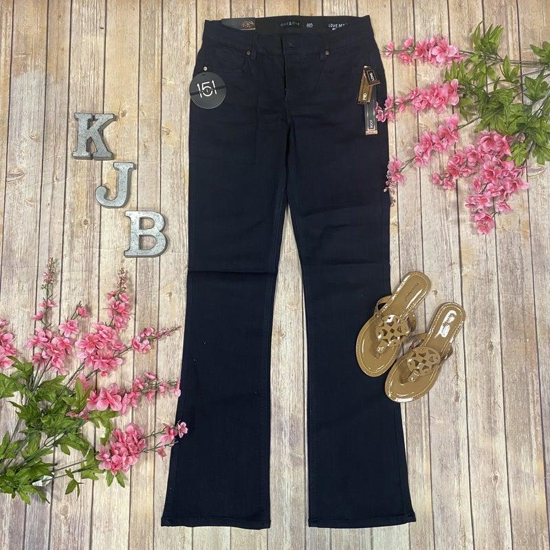 One5One Super Dark Bootcut Jeans