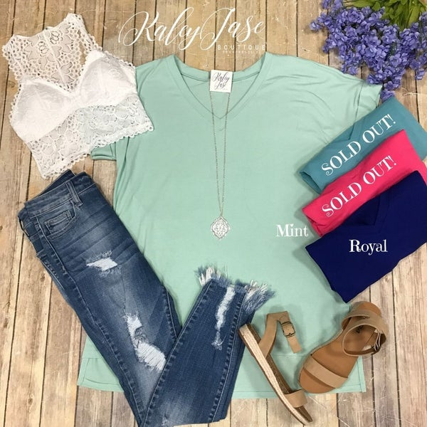 Z Casual Cuff Top